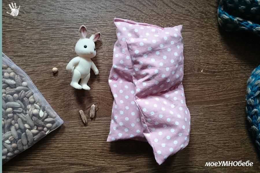 затопляща възглавничка
