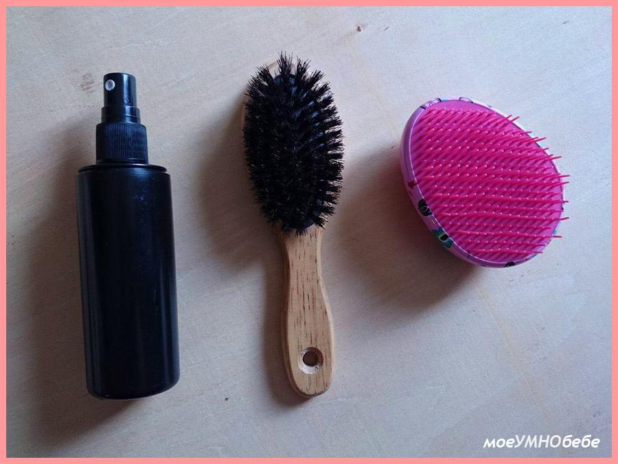 заплитане на косата