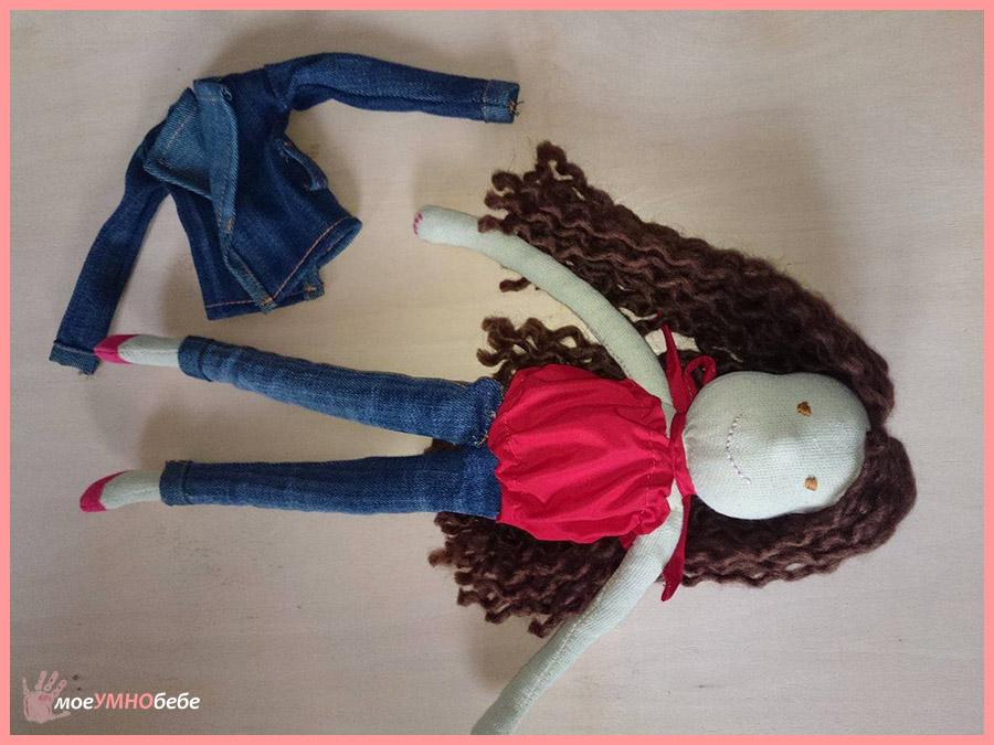 кукла като мама