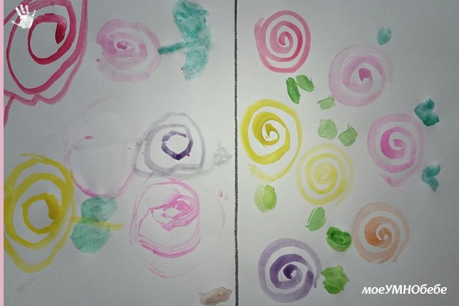 рисуване за малки деца