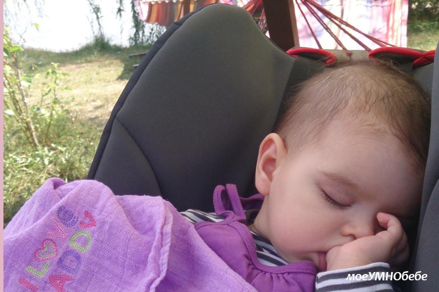 бебешки сън