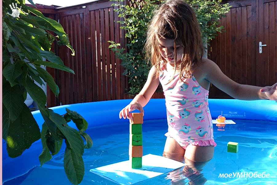 плаващи кули