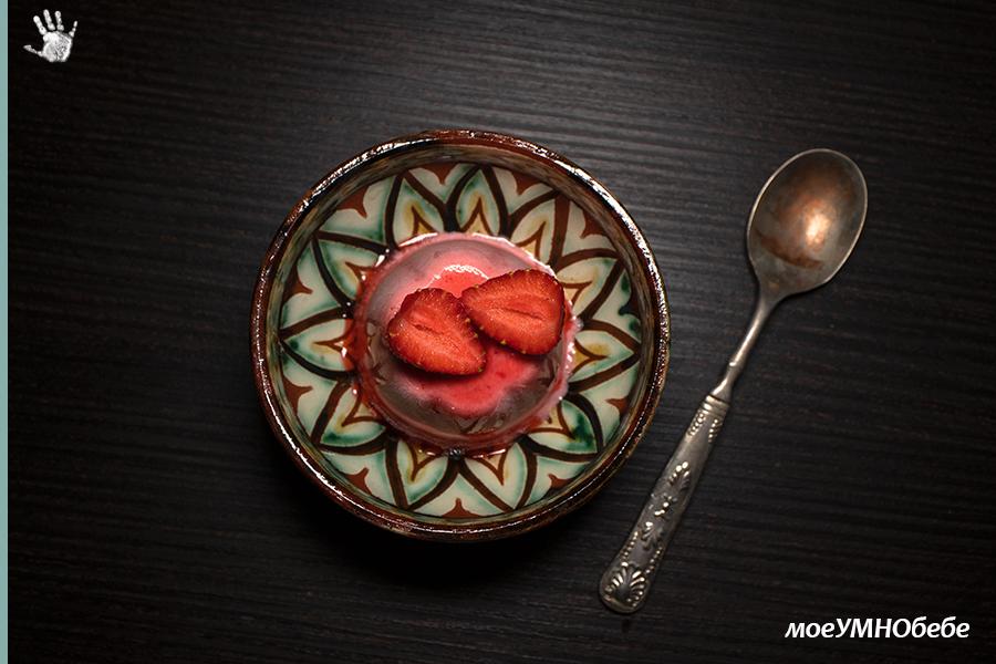 ягодов сладолед рецепта